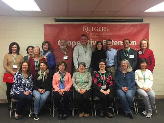 Rutgers Master Gardeners of Somerset County Class of