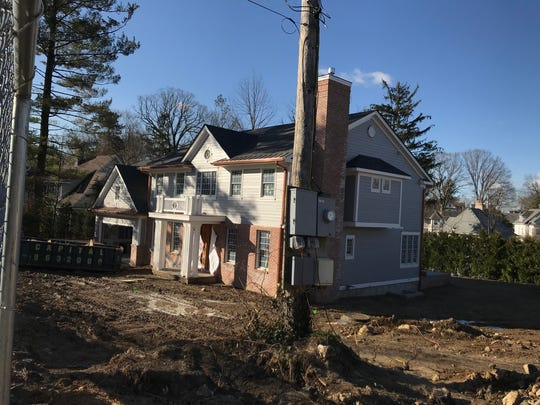 This 6-bedroom home at 17 Circle Road, Scarsdale, is one of the projects under  Michael D'Alessio and his companies.