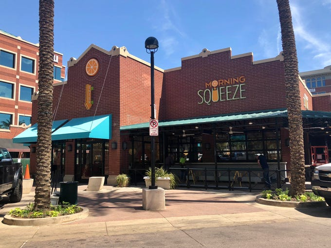 Morning Sqeeze restaurant opens in Tempe with what