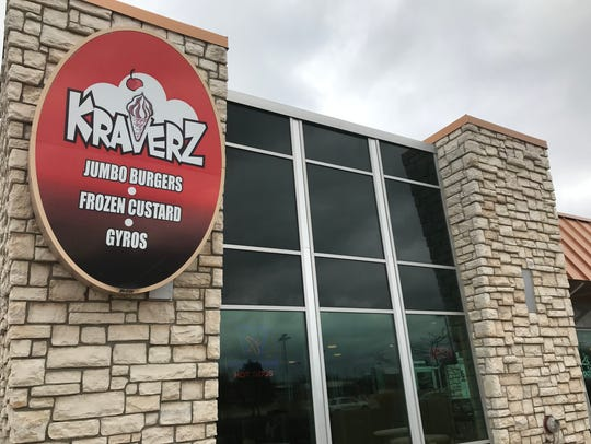 Kraverz Frozen Custard has been serving the Menomonee Falls area for nearly nine years.