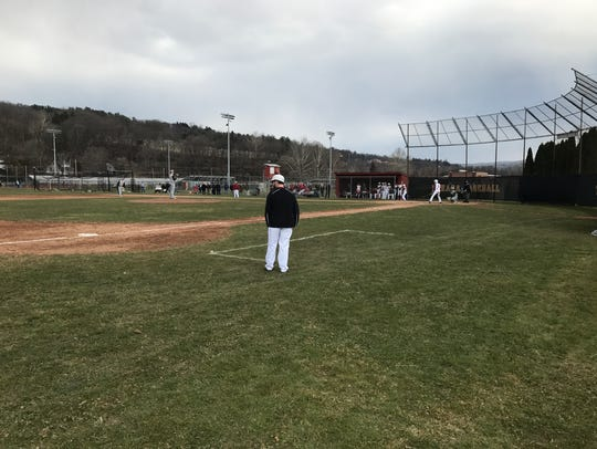 Vestal opens its baseball season Wednesday at Ithaca.