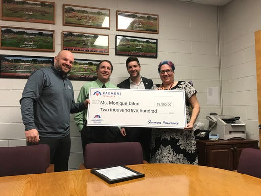 Clifton robotics grant