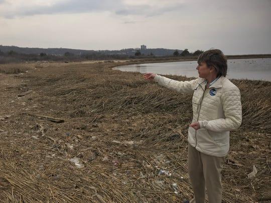 Cindy Zipf of Clean Ocean Action.