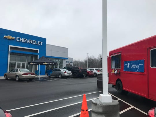 Wheelers Chevrolet hosted a grand opening event April 12 in Wisconsin Rapids.