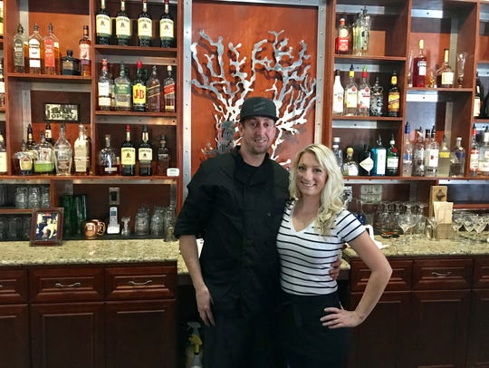 OPEN: Justin Marks and Helene Bjornenak are owners