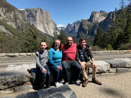 Gleaner columnist Josh Jenkins recently traveled with his family to California to visit Yosemite National Park and the San Francisco Bay Area.