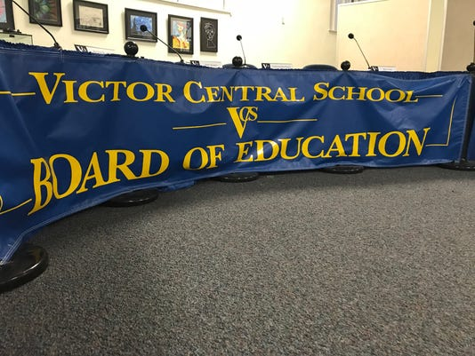 Victor Central School District