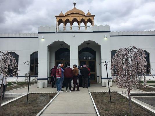 Greenwood temple brawl
