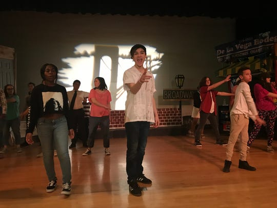 """Woodlands presents """"In the Heights""""; 7 p.m., April"""