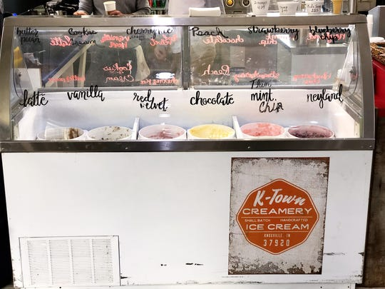 SoKno Market's ice cream business has grown so much that it has become a separate business, K-Town Creamery.