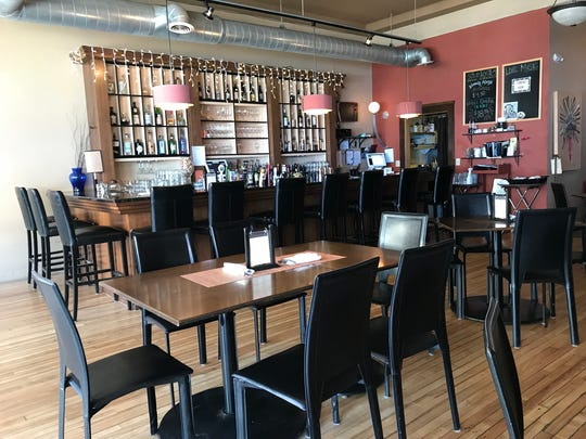 Gardina's Wine Bar & Cafe in Oshkosh features a menu that's a mix of favorites like risotto and bruschetta as well as nightly features.