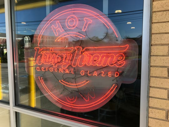 Krispy Kreme sold its store at 6201 Kingston Pike to