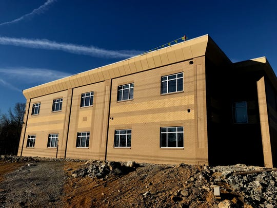 A new professional services building on North Mt. Juliet