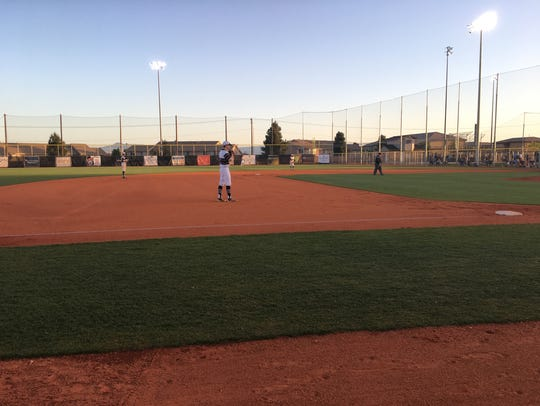 Pine View baseball stadium