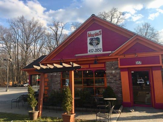 Mole Mole's Hooker Avenue location in Poughkeepsie.
