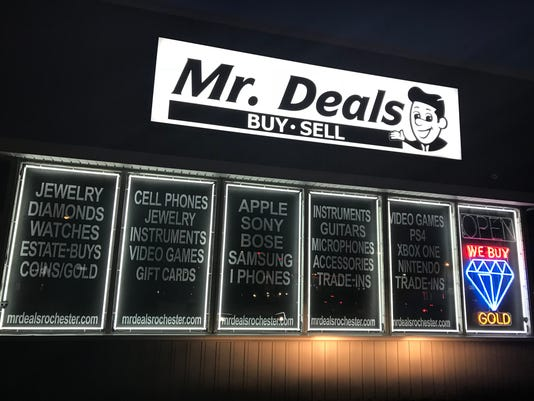 Mr. Deals pawn shop