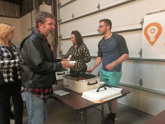 This is the third SOUP dinner hosted by the organization. After a $5 donation, people eat soup, salad, and bread donated by local businesses. All the proceeds from the night go to the winning proposal. This dinner raised over $2,100.