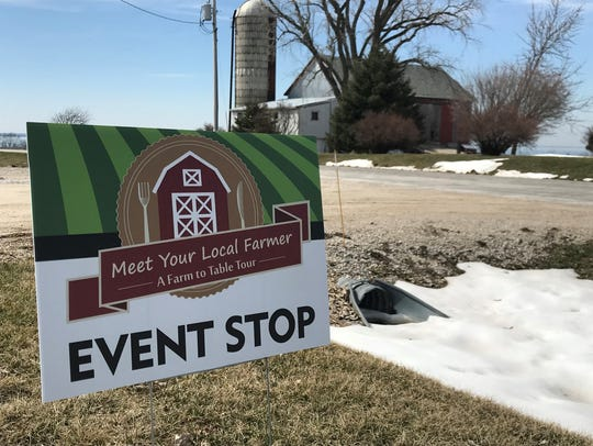 Ledgeview Farms hydroponic growing operation in Fond du Lac County is one of the stops featured on the 2019 Meet Your Local Farmer...farm to table tour and dinner event set for April 27.