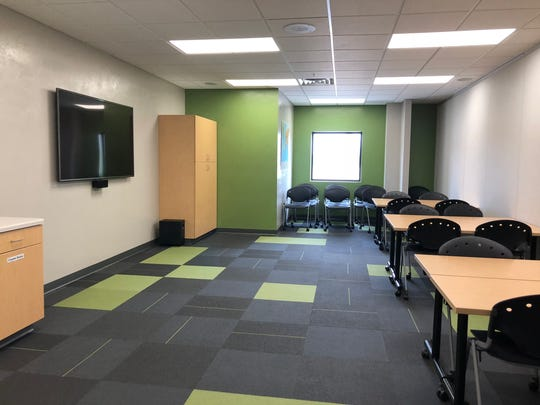 The Learning Center at the Boys & Girls Club of Portage County's Plover Center