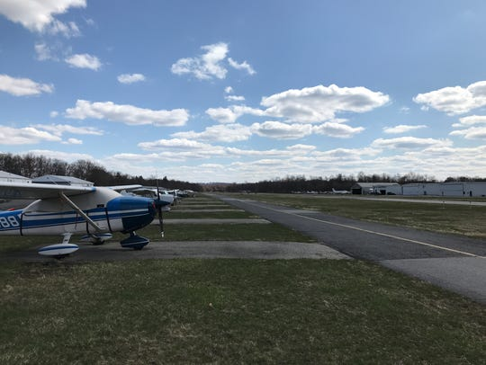 Lincoln Park Airport is one of the many New Jersey