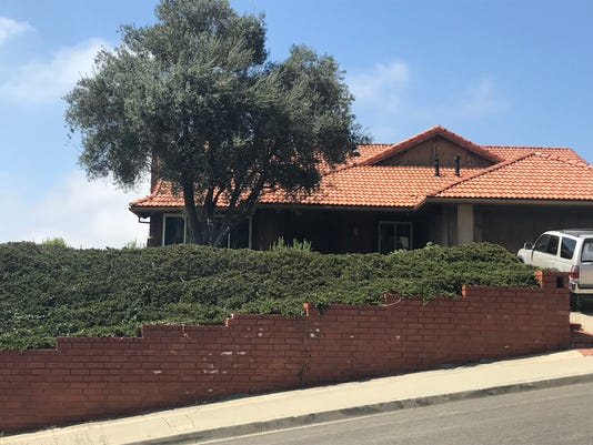 Golden State Killer Ventura House