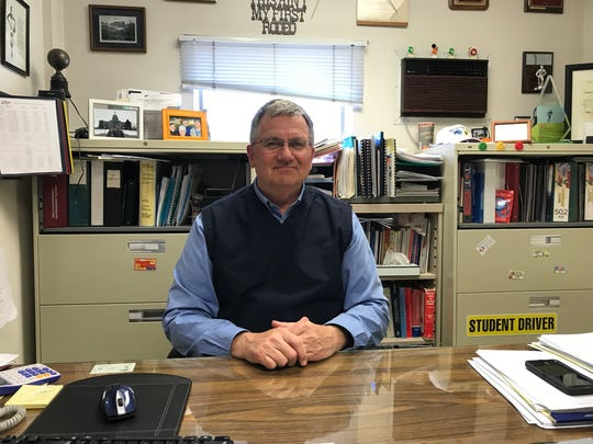 Gary DeGooyer, who grew up in a small town in South Dakota and has been athletic director of Great Falls Public Schools for 21 years, is retiring in June.