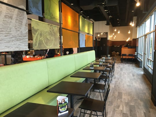 CoreLife Eatery in Murfreesboro is located at 2330 Medical Center Parkway.