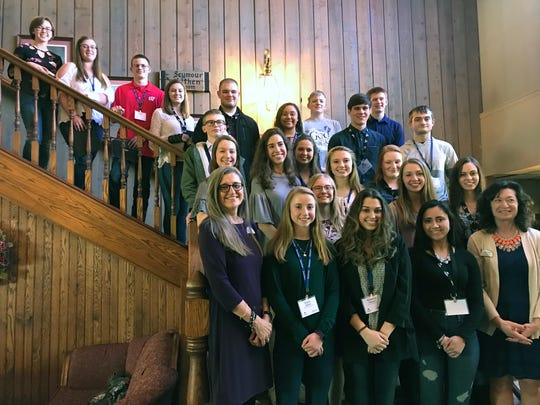 Pictured are the graduates of the Jr. Leadership Manitowoc