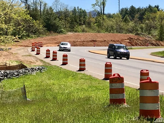 Improvements are coming to the Sweeten Creek interchange