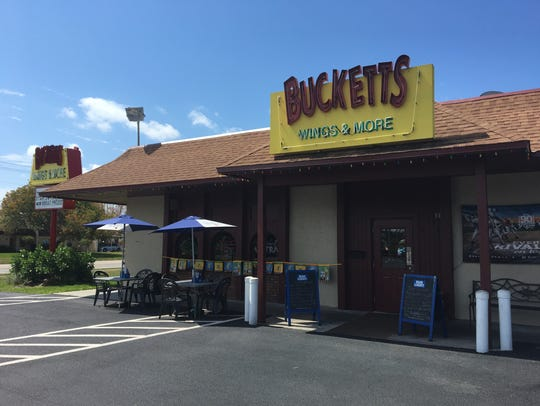 Buckett's opened in south Fort Myers in 1988. The sports