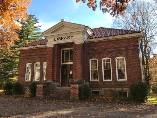 Lawrie Library, Commandant's Row, Indiana Veterans Home