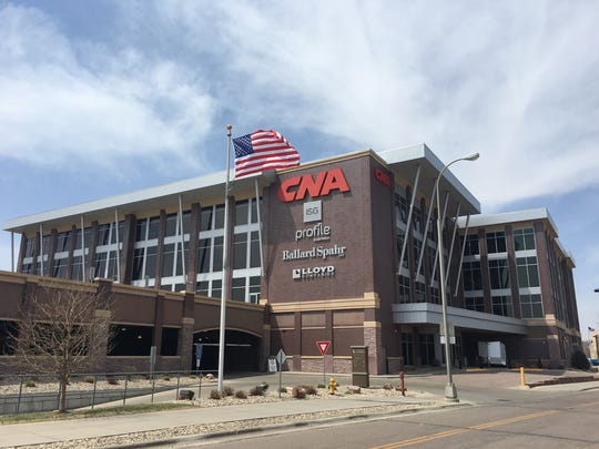 Profile by Sanford is headquartered in the CNA building in downtown Sioux Falls at 101 S. Reid St.