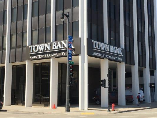 Town Bank expanding