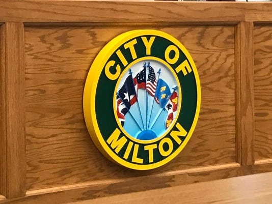 City of Milton file