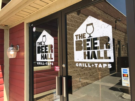 The Beer Hall Grill + Taps
