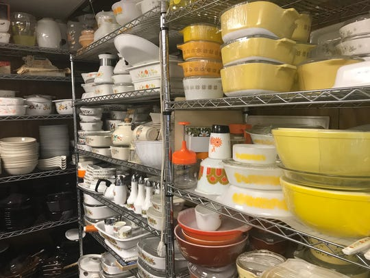 CorningWare at Angelica Country Store