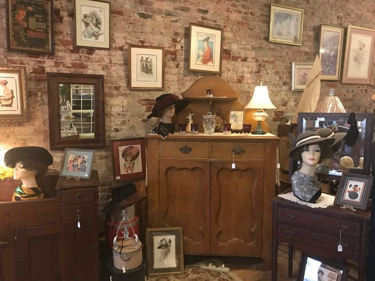Heritage Antiques in Angelica