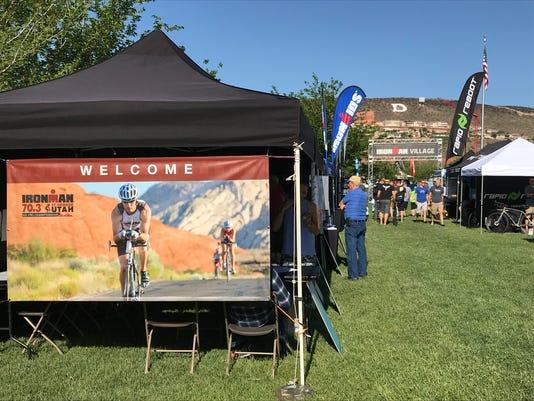 St. George Ironman Village