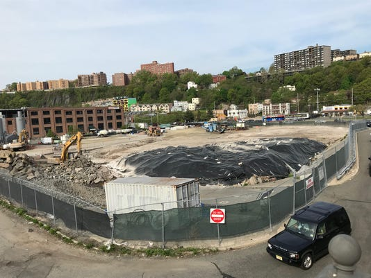 Quanta Superfund site in Edgewater N.J.