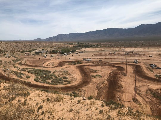 Mesquite MX Park in Littlefield, Arizona