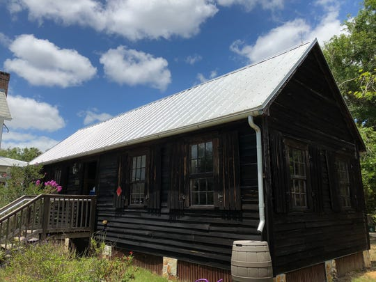 The Sams family cabin is the oldest house in Brevard County and is open to the public at the Pine Island Conservation Area in North Merritt Island.