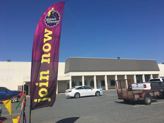 FILE: Planet Fitness opened in the former Kroger grocery store location on Benton Road in Bossier City.