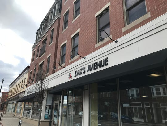 Zak's Avenue closed earlier this year in South Wedge