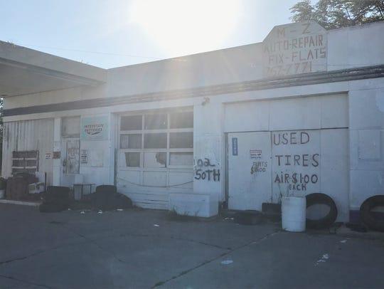 A business belonging to Driscoll Mayor Marcos Zavala