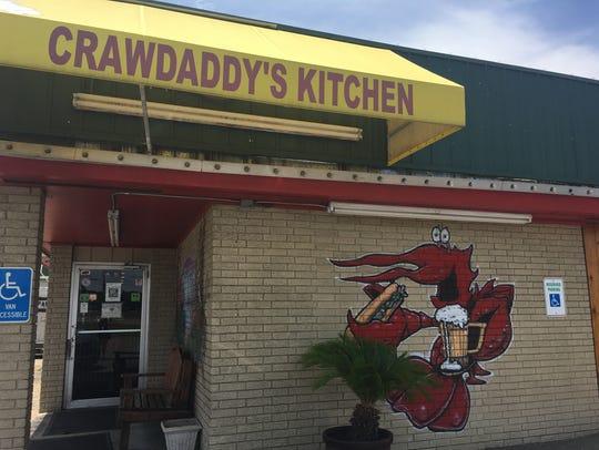 Crawdaddy's Kitchen, 9370 Mansfield Road