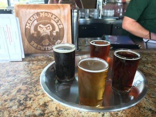 Mash Monkeys Brewing Company, which opened in Sebastian at the end of March 2018, is the Treasure Coast's ninth brewery.