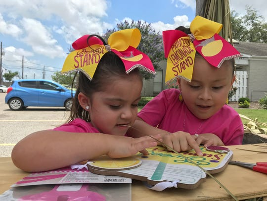 Raena and Jules Gonzalez's entrepreneurial endeavor