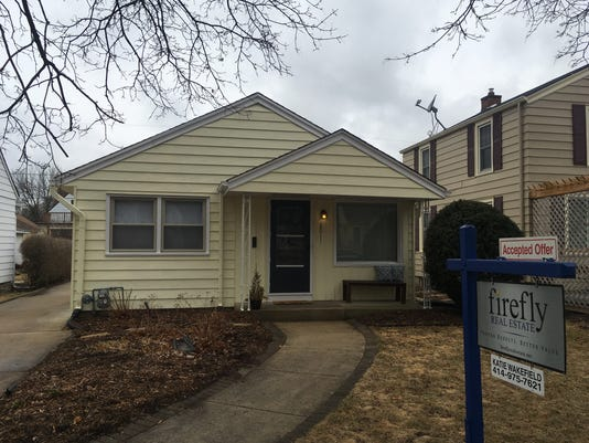 House in Wauwatosa (March 2018)