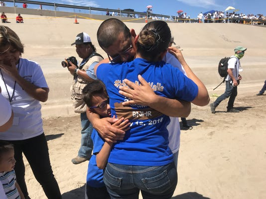 El Paso wife reunites with deported husband.JPG