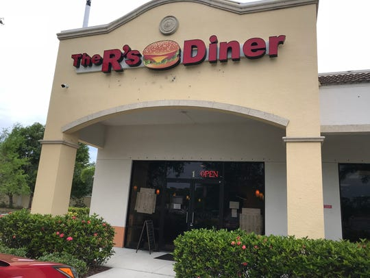 R's Diner , 11985 Collier Blvd., Unit 1, Golden Gate